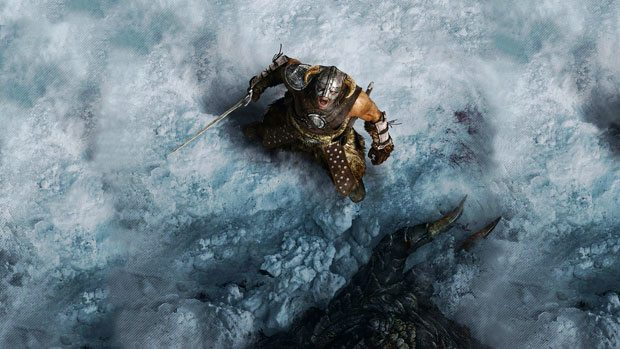 New Vegas Developer Sounds Off on PS3 Skyrim Issues News PlayStation  Skyrim