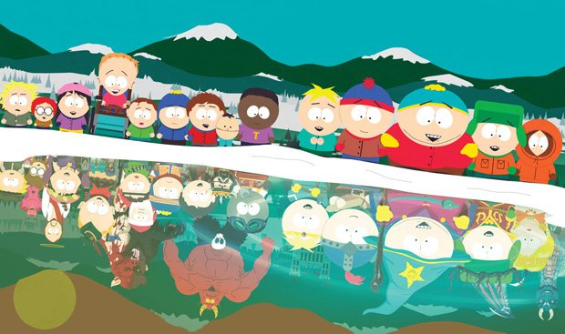 First South Park RPG Details Revealed News PlayStation  South Park