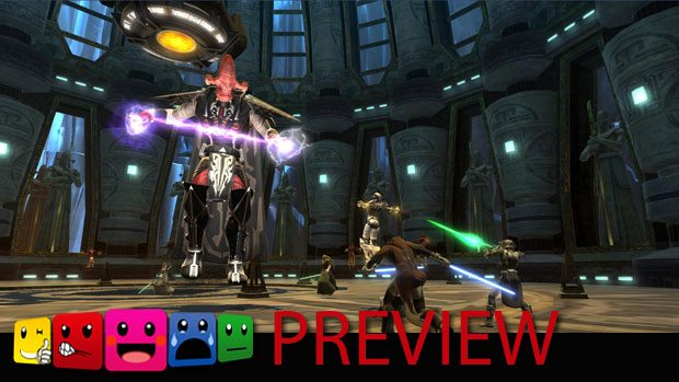Star Wars: The Old Republic Preview News  SWTOR