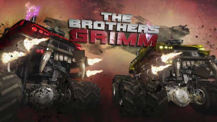 Things Get Grimm in New Twisted Metal Trailer News PlayStation Videos  Twisted Metal