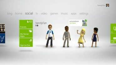 Xbox 360 Fall Update Preview