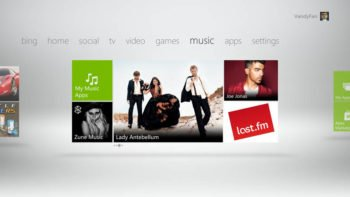 Xbox 360 Fall Update Preview News  Xbox 360