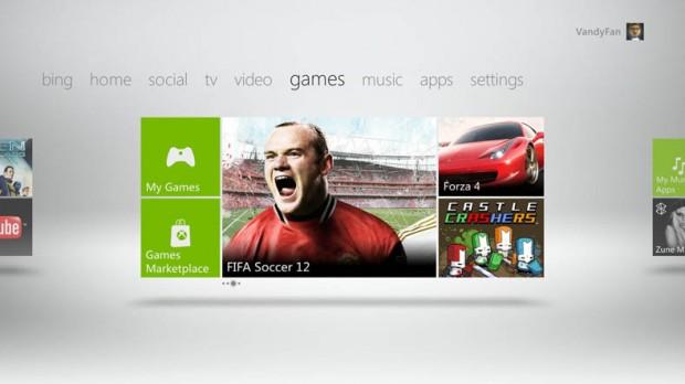 Microsoft Delays Xbox 360 Dashboard Update News  Xbox 360