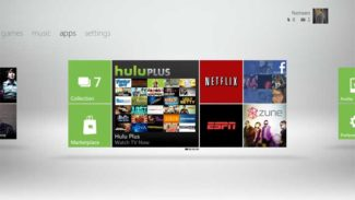 Xbox Live Dashboard Gets New Apps Following Update