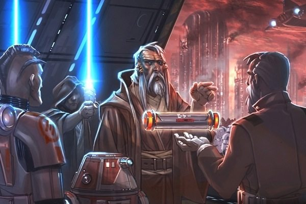 Bioware talks SWTOR's Legacy System News PC Gaming  SWTOR