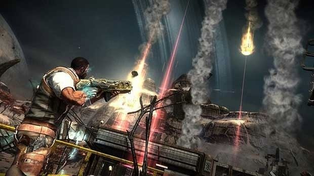 Starhawk Coming in May, Beta Live on PSN News PlayStation  Starhawk