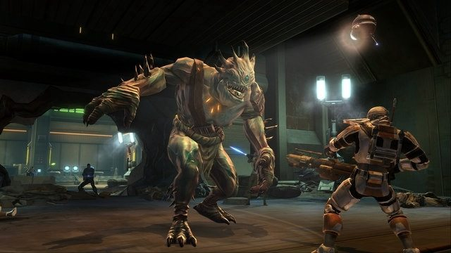 SWTOR Update 1.1 Rise of the Rakghouls Available Now