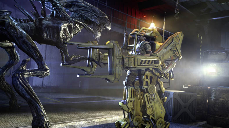 Aliens: Colonial Marines Release Date Update: Autumn 2012