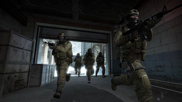 Counter-Strike Warfield (2012/PC/FULL/ENG)
