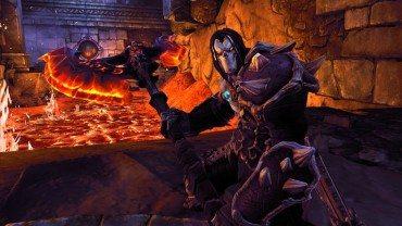 Death Eternal, New Darksiders II Gameplay Arrives