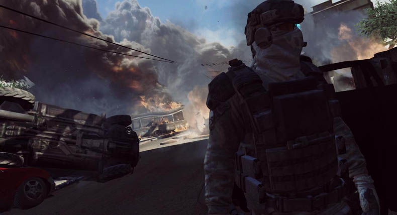 Ghost Recon Future Soldier has the look, but have times changed?