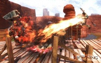 Kingdoms of Amalur: Reckoning is pretty