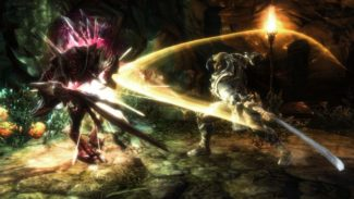 Kingdoms of Amalur developer talks demo bugs