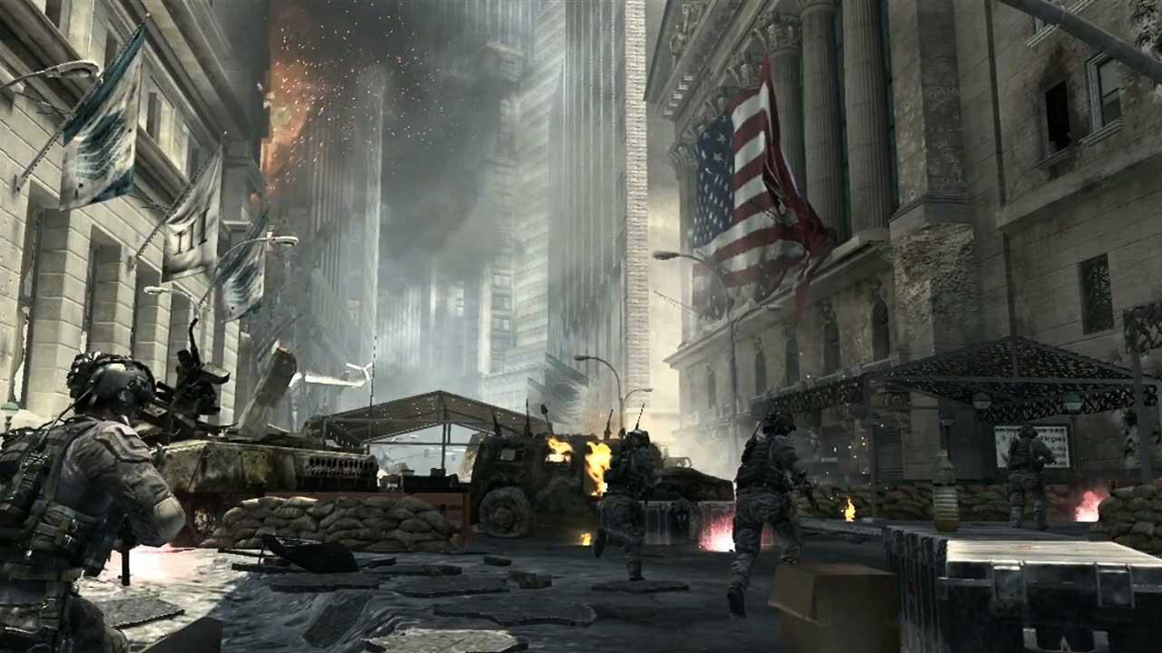 Modern Warfare 3 DLC tied to one user