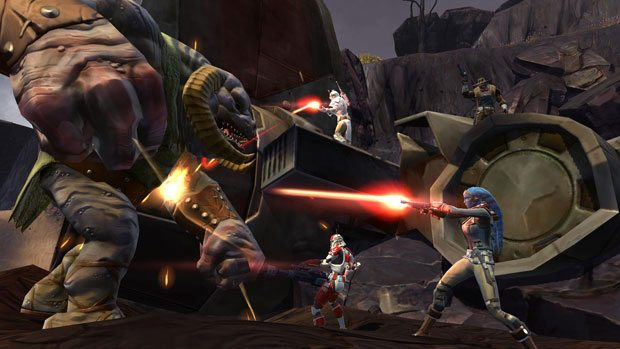 Old Republic Sales Concerns Overblown claims analyst News PC Gaming  SWTOR