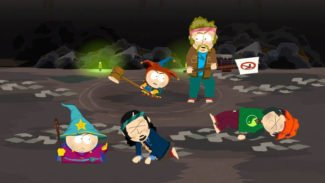 Fresh South Park RPG Screenshots/Art