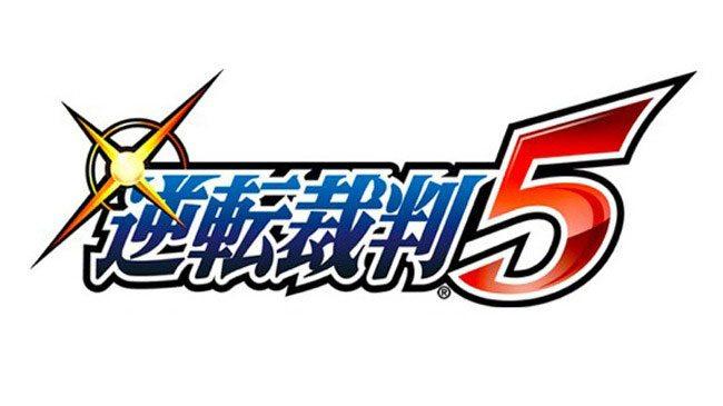 Ace Attorney 5 Announced by Capcom