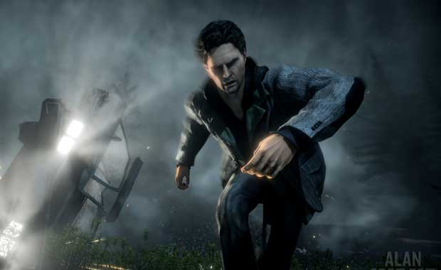Alan Wake heading to PC next month News PC Gaming  Alan Wake