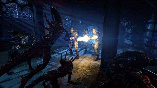 looks like the delay for Aliens: Colonial Marines is worth it