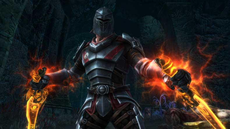 Get exclusive Mass Effect 3 content in Kingdoms of Amalur Demo