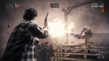 Alan Wake's American Nightmare much shorter than the original