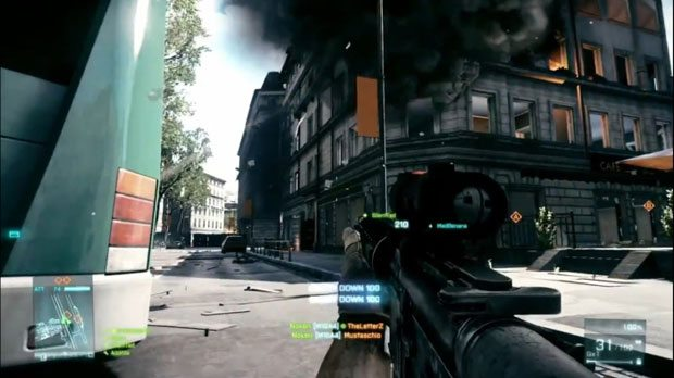 News PC Gaming  Battlefield 3