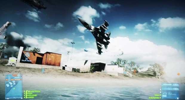 Only in Battlefield 3
