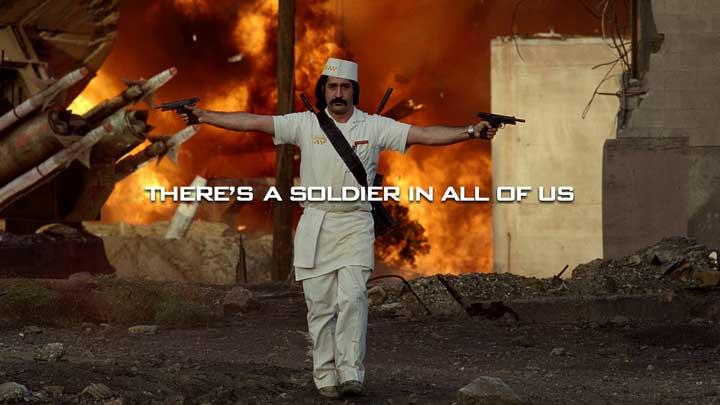 Modern Warfare 3 trivializes combat, says Veteran