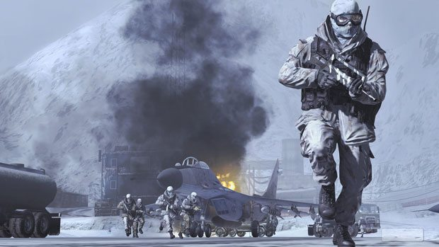 Call of Duty to Dominate in 2012