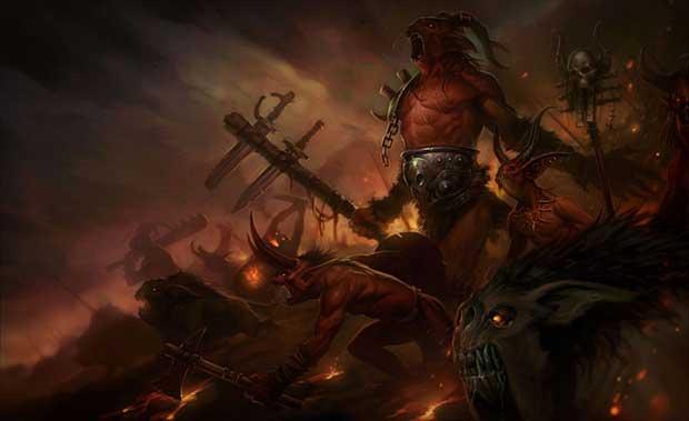 Diablo III coming to consoles News PlayStation  Diablo III