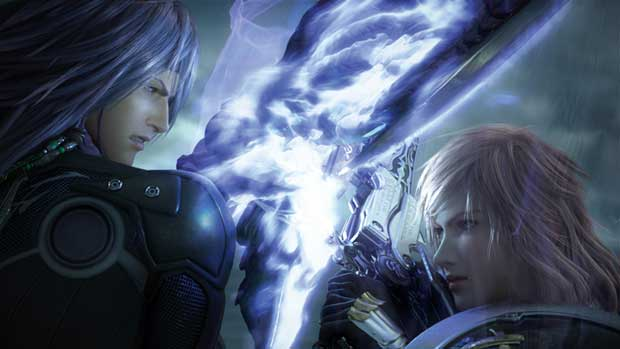 Final Fantasy XIII-2 demo releases next week News PlayStation  Final Fantasy XIII 2