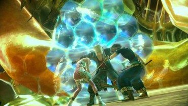 Traveling through time in Final Fantasy XIII-2