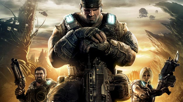 News Xbox  Gears of War 3