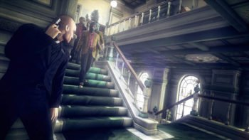 Agent 47 has many disguises in Hitman: Absolution Screenshots  Hitman: Absolution