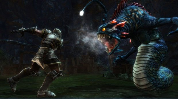 Inside Kingdoms of Amalur: Reckoning art design PC Gaming PlayStation Videos Xbox  Kingdoms of Amalur: Reckoning