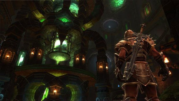 kingdoms of amalur online pass a fan reward, says developer
