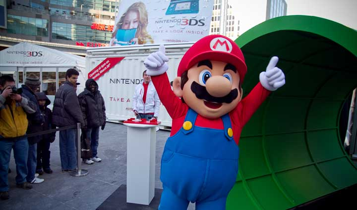 Nintendo 3DS outsells Wii in first nine months on the market News  Nintendo 3DS