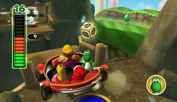 Mario Party 9 Gets New Trailer