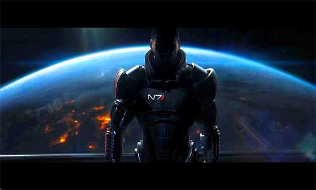 Mass Effect 3 to see both story and multiplayer DLC News PlayStation  Mass Effect 3