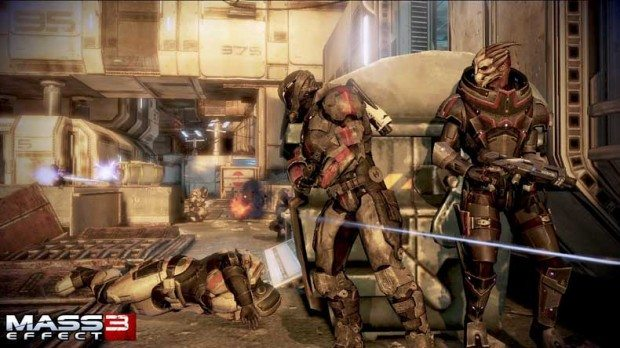 Mass Effect 3 Demo to Feature Multiplayer News PC Gaming PlayStation Xbox  Mass Effect 3