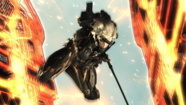 Metal Gear Rising: Revengeance to be Playable at E3 News PlayStation Xbox  Metal Gear Rising: Revengeance