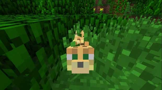 "Ocelot ""Tameable"" Mob Coming to Minecraft"