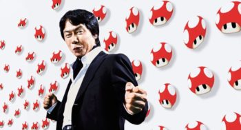 Miyamoto striving for his best work with Wii U and 3DS titles