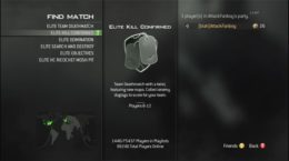 How to access Modern Warfare 3 Elite Playlists