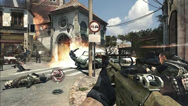 News PC Gaming PlayStation Xbox  Modern Warfare 3