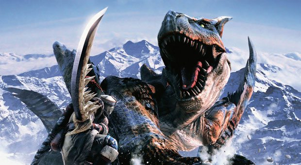 Monster Hunter coming to PS Vita this year