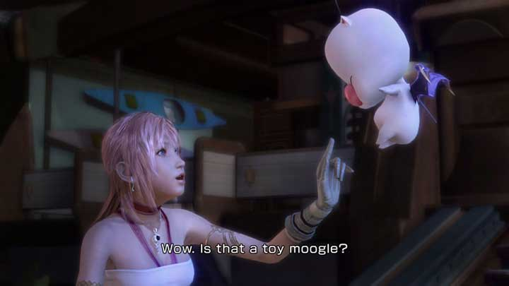 It's all about the Moogle