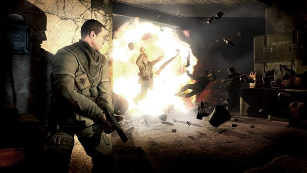 Sniper Elite V2 Will be Unlike any WWII Shooter You've Played