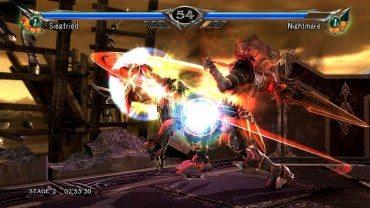 Soul Calibur V ship comes in with massive media update