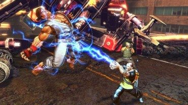 No Xbox 360 Exclusive Characters in Street Fighter x Tekken
